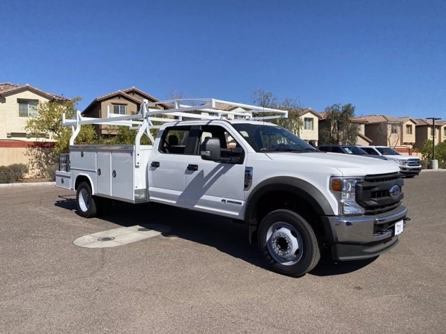 2020 Ford F-450 Crew Cab DRW 4x2, Royal Service Combo Body #LEE53265 - photo 1