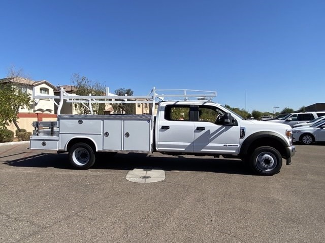 2020 Ford F-450 Crew Cab DRW 4x2, Royal Service Combo Body #LEE53265 - photo 4