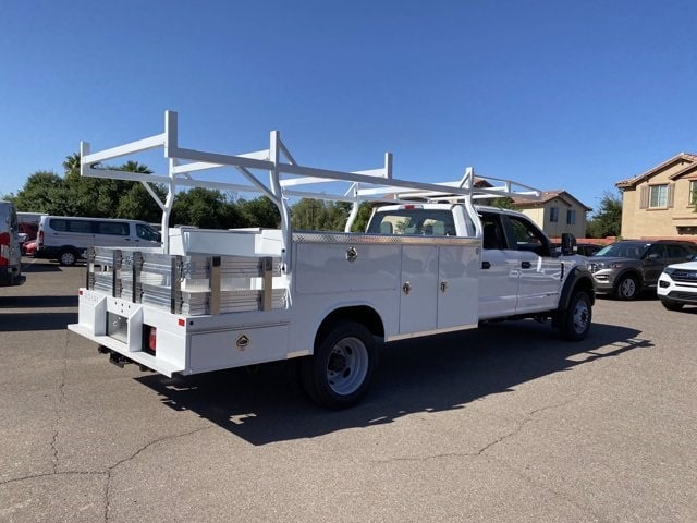 2020 Ford F-450 Crew Cab DRW 4x2, Royal Service Combo Body #LEE53265 - photo 2