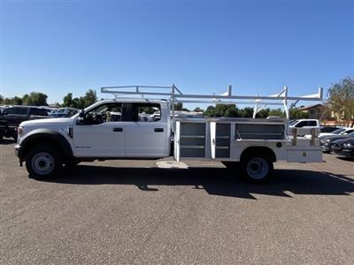 2020 Ford F-450 Crew Cab DRW 4x2, Royal Service Combo Body #LEE53265 - photo 5