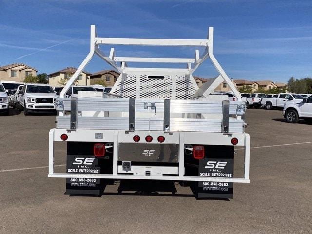 2020 Ford F-350 Regular Cab DRW 4x2, Scelzi CTFB Contractor Body #LEE53345 - photo 8
