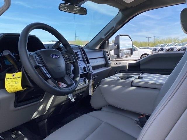 2020 Ford F-350 Regular Cab DRW 4x2, Scelzi CTFB Contractor Body #LEE53345 - photo 11