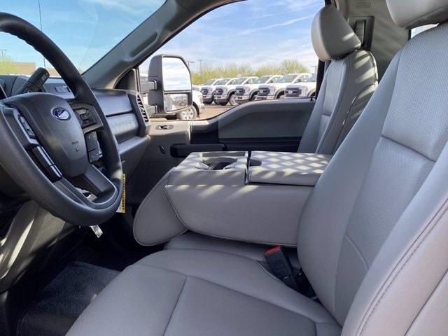 2020 Ford F-350 Regular Cab DRW 4x2, Scelzi CTFB Contractor Body #LEE53345 - photo 12