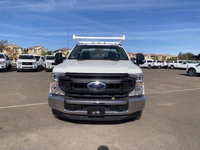 2020 Ford F-350 Regular Cab DRW 4x2, Scelzi CTFB Contractor Body #LEE53345 - photo 3