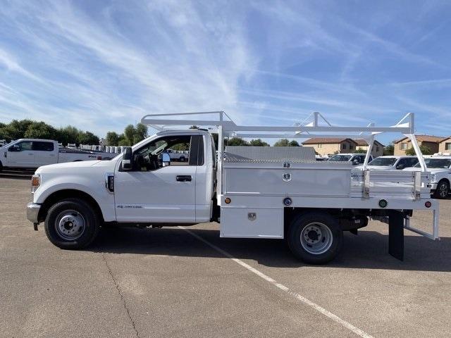 2020 Ford F-350 Regular Cab DRW 4x2, Scelzi CTFB Contractor Body #LEE53345 - photo 5