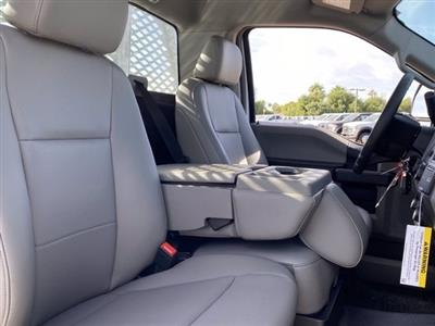 2020 Ford F-350 Regular Cab DRW 4x2, Scelzi CTFB Contractor Body #LEE53345 - photo 9