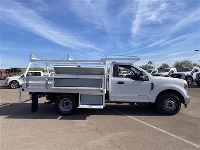 2020 Ford F-350 Regular Cab DRW 4x2, Scelzi CTFB Contractor Body #LEE53345 - photo 4