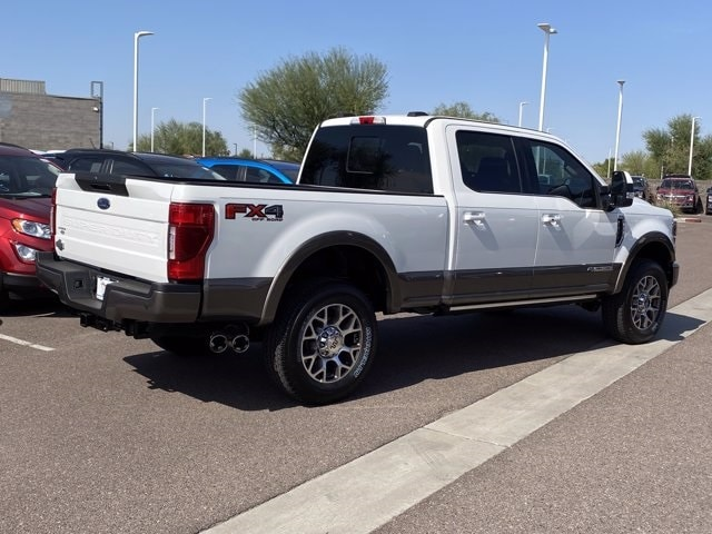 2020 Ford F-250 Crew Cab 4x4, Pickup #LEE77789 - photo 2