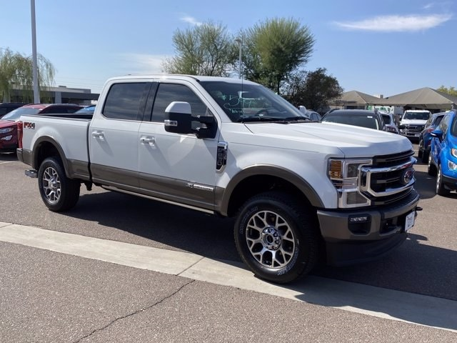 2020 Ford F-250 Crew Cab 4x4, Pickup #LEE77789 - photo 1