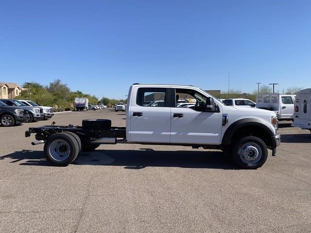 2020 Ford F-550 Crew Cab DRW 4x2, Cab Chassis #LEE87316 - photo 4