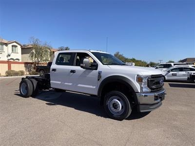 2020 Ford F-550 Crew Cab DRW 4x2, Cab Chassis #LEE87316 - photo 1