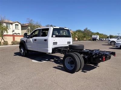 2020 Ford F-550 Crew Cab DRW 4x2, Cab Chassis #LEE87316 - photo 7