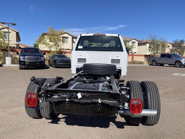 2020 Ford F-550 Crew Cab DRW 4x2, Cab Chassis #LEE87707 - photo 8
