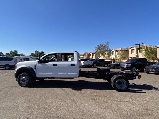 2020 Ford F-550 Crew Cab DRW 4x2, Cab Chassis #LEE87707 - photo 5
