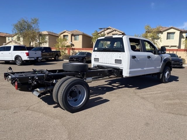 2020 Ford F-550 Crew Cab DRW 4x2, Cab Chassis #LEE87707 - photo 2