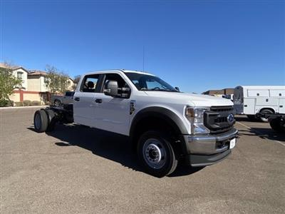 2020 Ford F-550 Crew Cab DRW 4x2, Cab Chassis #LEE87707 - photo 1