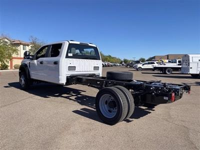 2020 Ford F-550 Crew Cab DRW 4x2, Cab Chassis #LEE87707 - photo 7