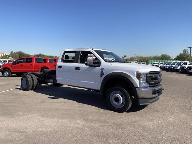 2020 Ford F-550 Crew Cab DRW 4x2, Cab Chassis #LEE87709 - photo 1