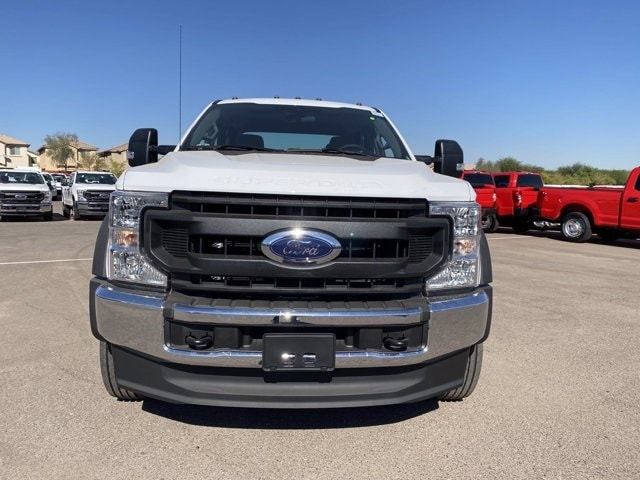 2020 Ford F-550 Crew Cab DRW 4x2, Cab Chassis #LEE87709 - photo 4