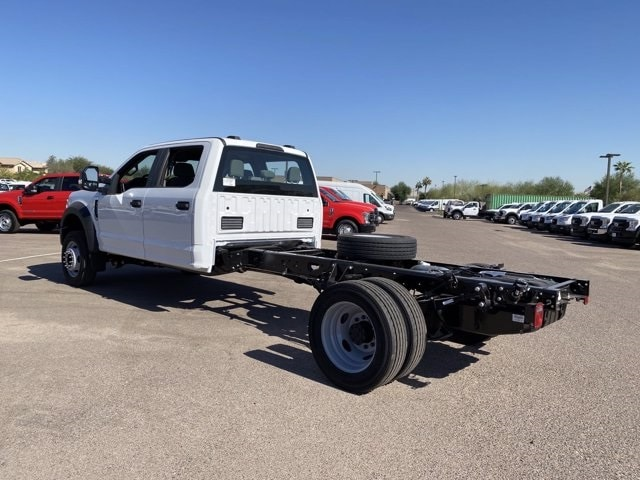 2020 Ford F-550 Crew Cab DRW 4x2, Cab Chassis #LEE87709 - photo 3