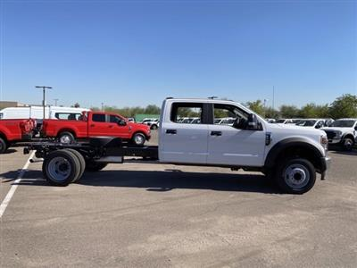 2020 Ford F-550 Crew Cab DRW 4x2, Cab Chassis #LEE87709 - photo 5
