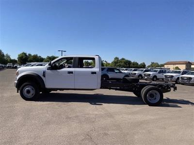 2020 Ford F-550 Crew Cab DRW 4x2, Cab Chassis #LEE87709 - photo 6