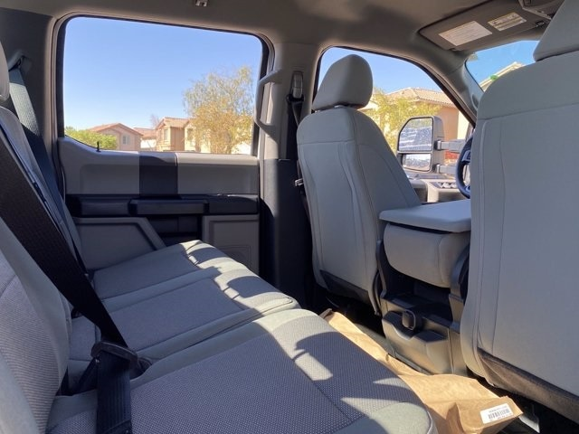2020 Ford F-550 Crew Cab DRW 4x4, Cab Chassis #LEE87711 - photo 12