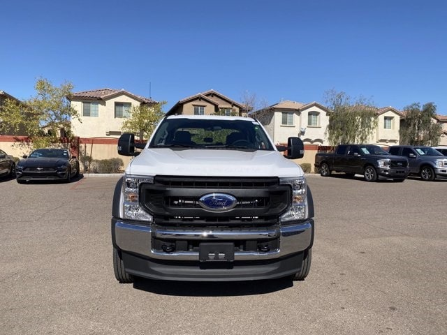 2020 Ford F-550 Crew Cab DRW 4x4, Cab Chassis #LEE87711 - photo 3