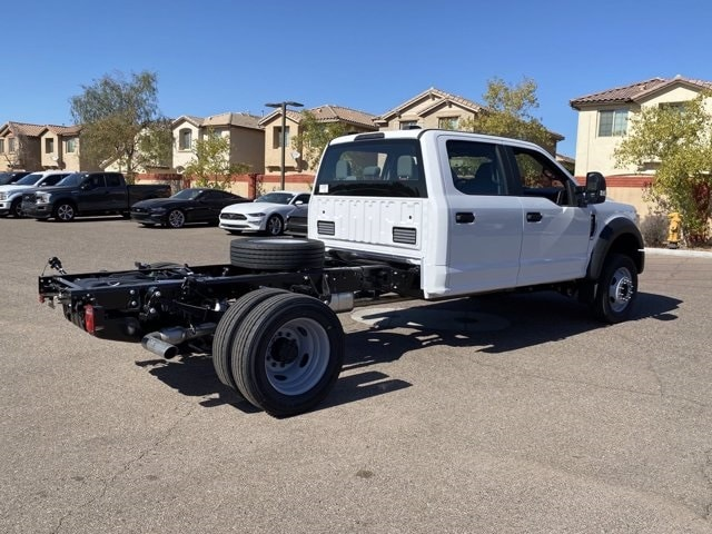 2020 Ford F-550 Crew Cab DRW 4x4, Cab Chassis #LEE87711 - photo 2