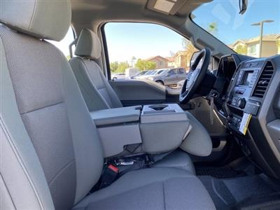 2020 Ford F-550 Crew Cab DRW 4x4, Cab Chassis #LEE87711 - photo 11