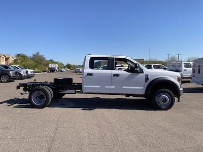 2020 Ford F-550 Crew Cab DRW 4x4, Cab Chassis #LEE87711 - photo 4