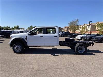 2020 Ford F-550 Crew Cab DRW 4x4, Cab Chassis #LEE87711 - photo 5