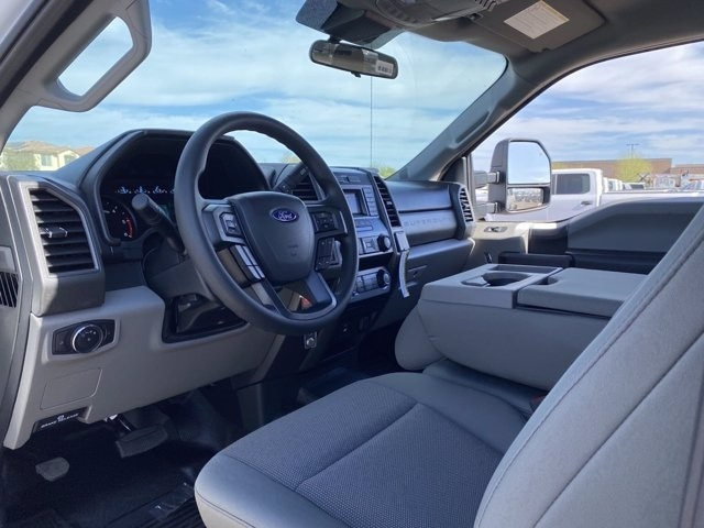 2020 Ford F-550 Crew Cab DRW 4x4, Cab Chassis #LEE87712 - photo 14