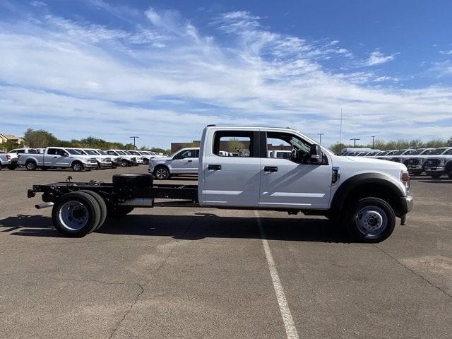 2020 Ford F-550 Crew Cab DRW 4x4, Cab Chassis #LEE87712 - photo 4