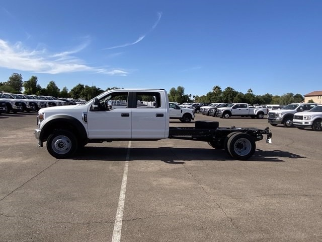 2020 Ford F-550 Crew Cab DRW 4x4, Cab Chassis #LEE87712 - photo 5