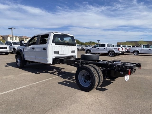 2020 Ford F-550 Crew Cab DRW 4x4, Cab Chassis #LEE87712 - photo 7