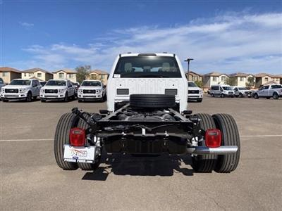 2020 Ford F-550 Crew Cab DRW 4x4, Cab Chassis #LEE87712 - photo 8