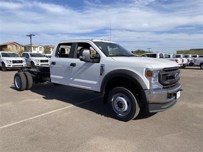 2020 Ford F-550 Crew Cab DRW 4x4, Cab Chassis #LEE87712 - photo 1