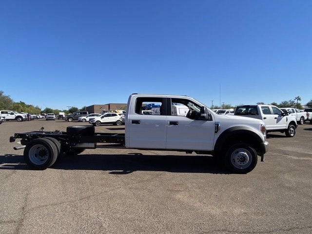 2020 Ford F-550 Crew Cab DRW 4x4, Cab Chassis #LEE87713 - photo 4