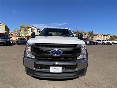 2020 Ford F-550 Crew Cab DRW 4x4, Cab Chassis #LEE87713 - photo 3