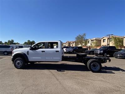 2020 Ford F-550 Crew Cab DRW 4x4, Cab Chassis #LEE87713 - photo 5