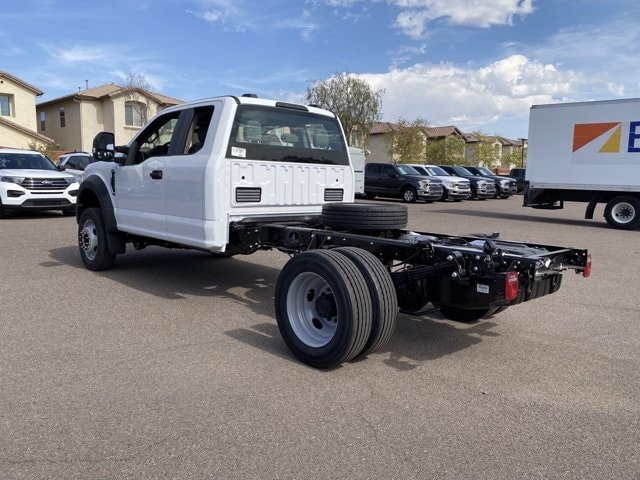 2020 Ford F-550 Super Cab DRW 4x4, Cab Chassis #LEE87721 - photo 7