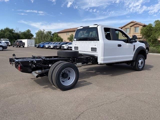 2020 Ford F-550 Super Cab DRW 4x4, Cab Chassis #LEE87721 - photo 2