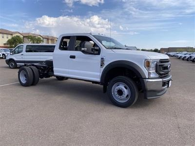 2020 Ford F-550 Super Cab DRW 4x4, Cab Chassis #LEE87721 - photo 1