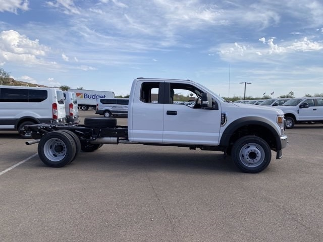 2020 Ford F-550 Super Cab DRW 4x4, Cab Chassis #LEE87722 - photo 4