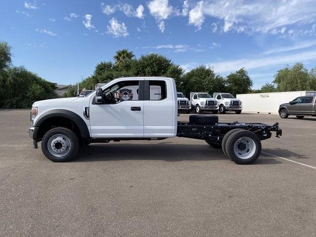 2020 Ford F-550 Super Cab DRW 4x4, Cab Chassis #LEE87722 - photo 5
