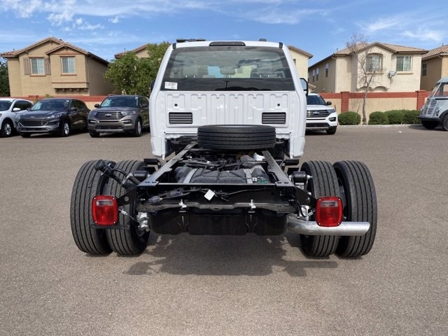 2020 Ford F-550 Super Cab DRW 4x4, Cab Chassis #LEE87723 - photo 8
