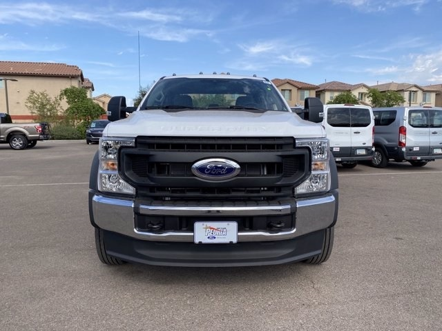 2020 Ford F-550 Super Cab DRW 4x4, Cab Chassis #LEE87724 - photo 3