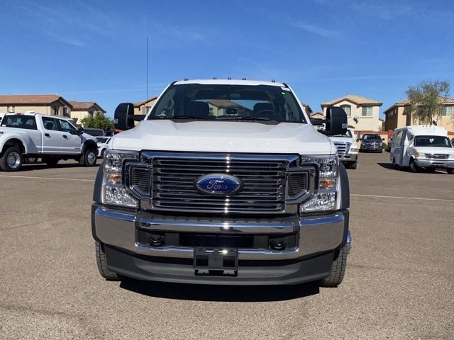 2020 Ford F-450 Crew Cab DRW 4x4, Pickup #LEE88514 - photo 3