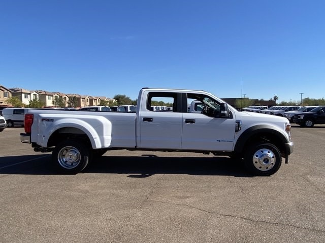 2020 Ford F-450 Crew Cab DRW 4x4, Pickup #LEE88514 - photo 4